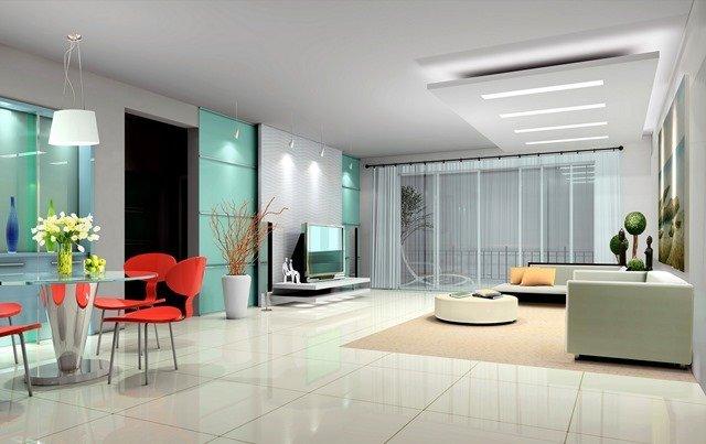 Modern Ev Dekorasyonları