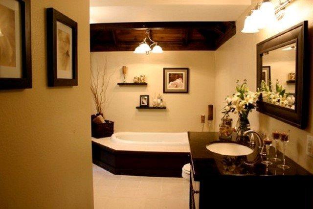banyo dekorasyon resimleri