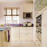 lila mutfak modelleri
