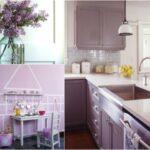 mutfakta lila rengi