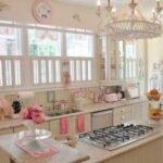 vintage tarzda mutfak dekorasyonu