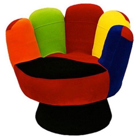 Dekoratif Renkli Sandalye Modelleri