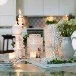 beyaz ev dekorasyon modelleri