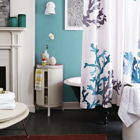 Banyolarda Marin Dekorasyonu