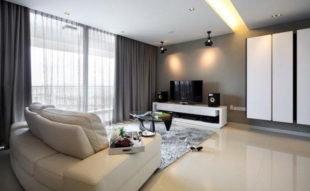 Vorhange esszimmer modern