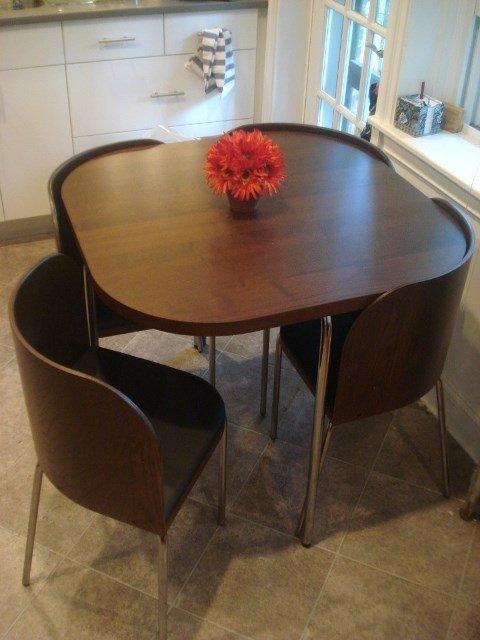 yer kaplamayan mutfak masası