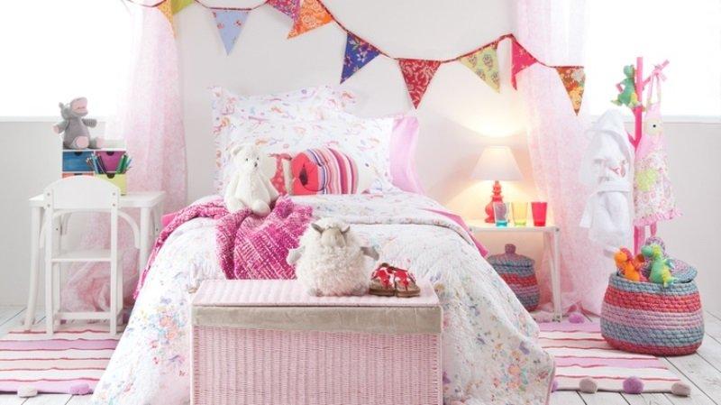 Zara Home Çocuk Odası Takımları