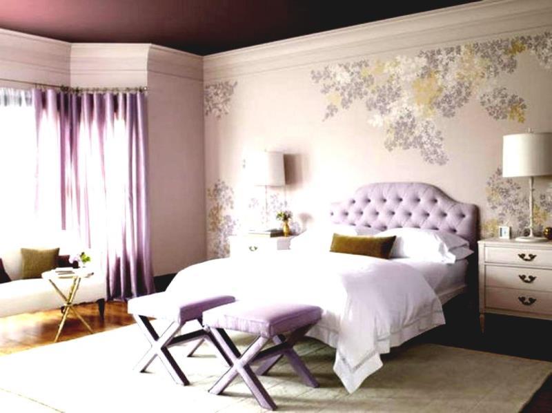 yatak odası için puflar