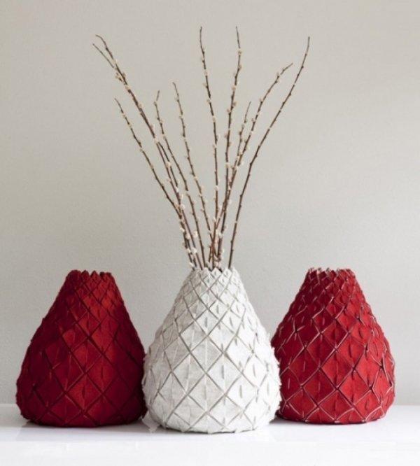 renkli vazo modelleri