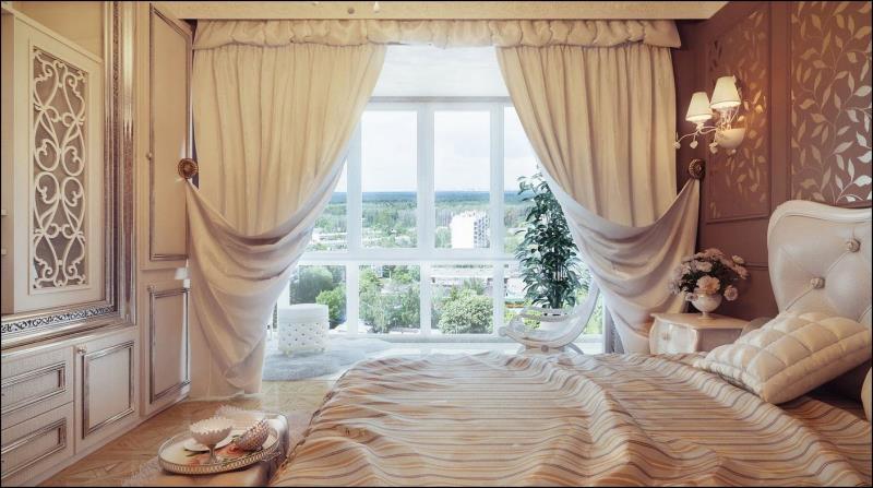 Yatak odası tülü nasıl olmalı