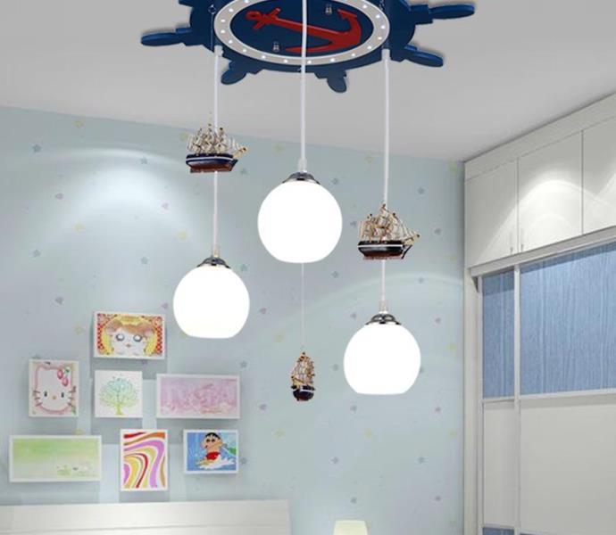 en güzel çocuk odası avize modelleri