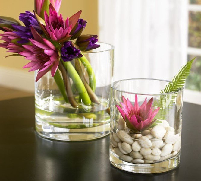 ev dekorasyonlarında çiçeklerin önemi