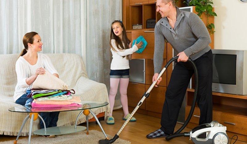 Temiz ev strese iyi gelir mi