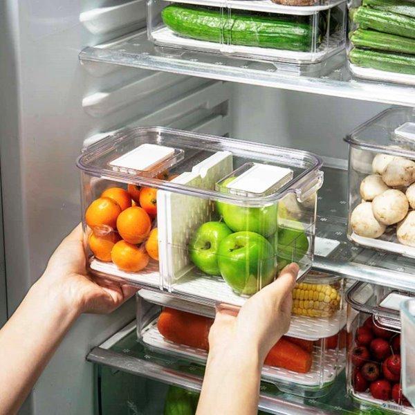 Buzdolabına sebzeler poşetle mi konulmalı