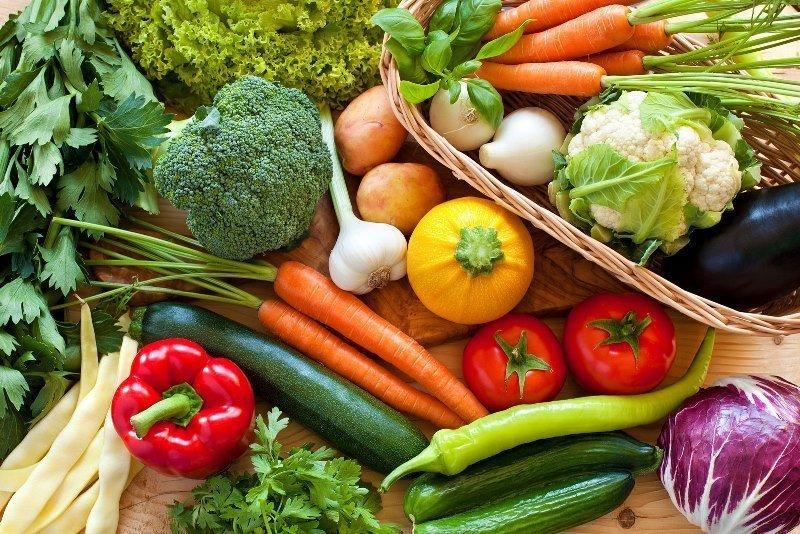 yıkanmış sebzeler nasıl saklanır