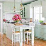 vintage mutfak dekorasyonu fikirleri