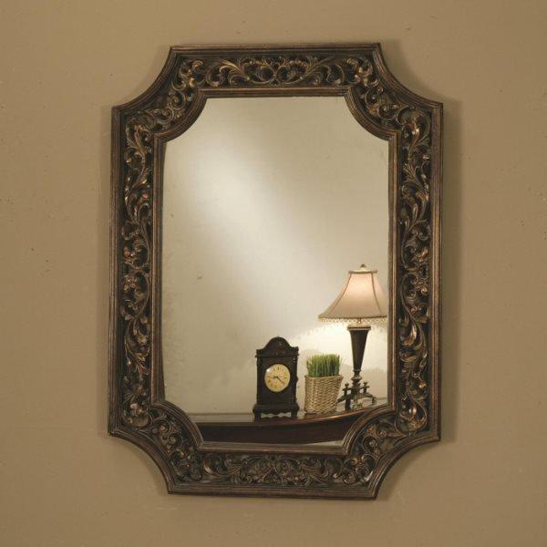 klasik dekoratif ayna modeli